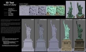Models - Statue